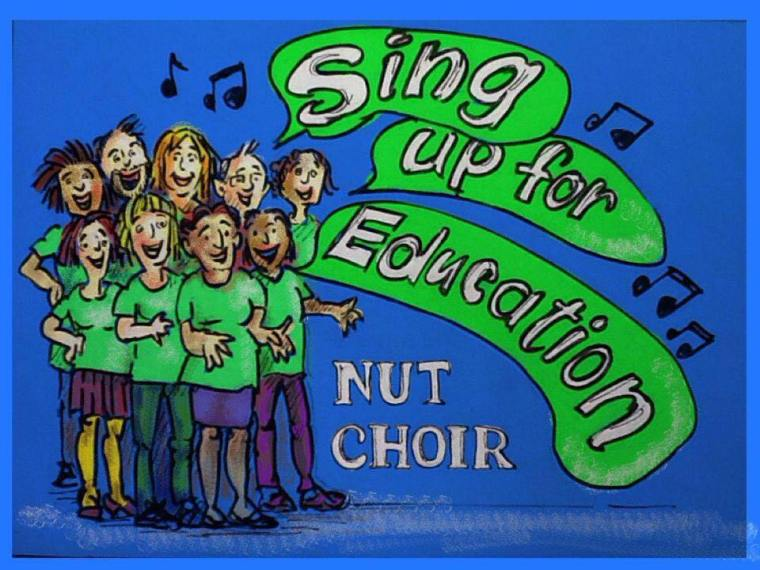 NUT choir Polly D